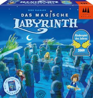 Affiche Le Labyrinthe Magique