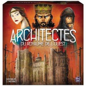Affiche Architectes du royaume de l'ouest