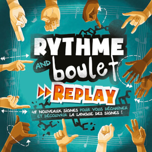 Affiche Rythme And Boulet Replay