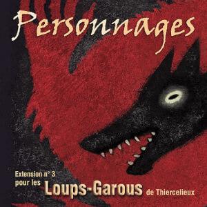 Affiche Les Loups Garous de Thiercelieux : Personnages