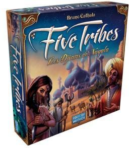 Affiche Five Tribes