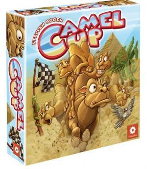 Affiche Camel up