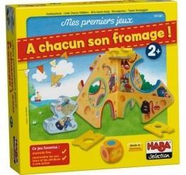 Affiche A chacun son fromage !