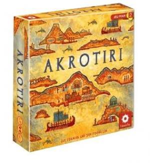 Affiche Akrotiri