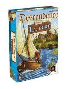Affiche Descendance: Le Port