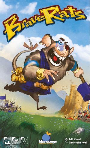 Affiche Brave Rats