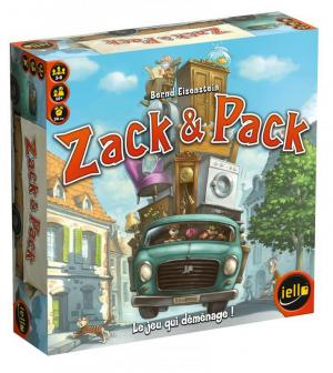 Affiche Zack and Pack