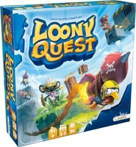 Affiche Loony Quest