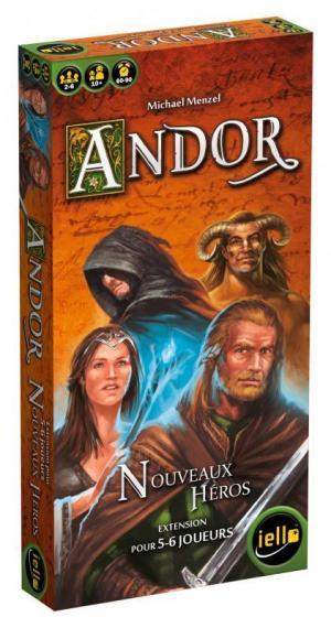 Affiche Andor: Nouveaux Héros