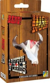 Affiche Bang ! High Noon-A Fistful of Cards