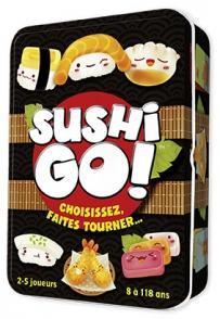 Affiche Sushi Go!