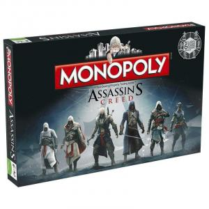 Affiche Monopoly Assassins Creed