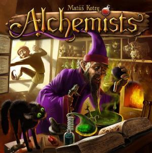 Affiche Alchimistes
