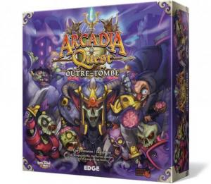 Affiche Arcadia Quest: Outre-Tombe