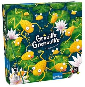 Affiche Grouille Grenouille