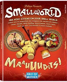 Affiche Smallworld: Mauuudits!