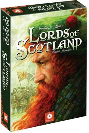 Affiche Lords of Scotland