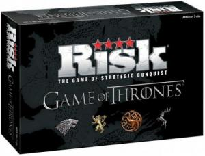 affiche Risk Game of Thrones