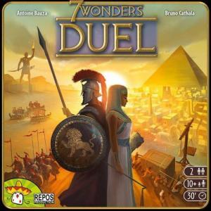 Affiche 7 Wonders: Le Duel