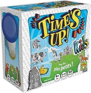 Affiche Time's Up! Kids