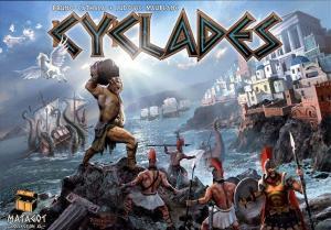 affiche Cyclades