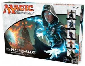 Affiche Arena of The Planeswalkers