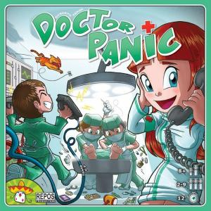 Affiche Doctor Panic