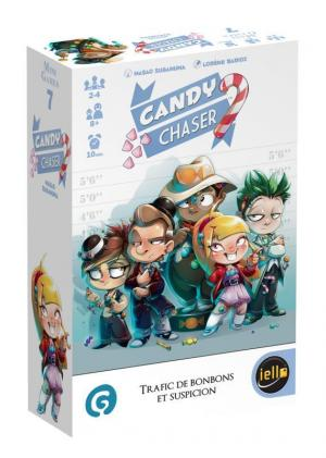 Affiche Candy Chaser