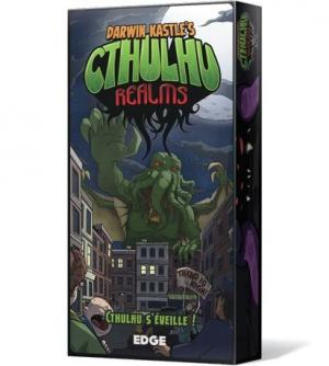 Affiche Cthulhu Realms