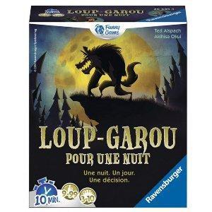 Affiche Loup-Garou pour une Nuit
