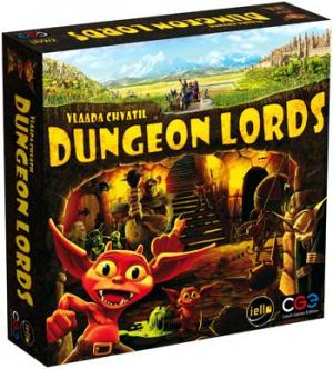 Affiche Dungeon Lords