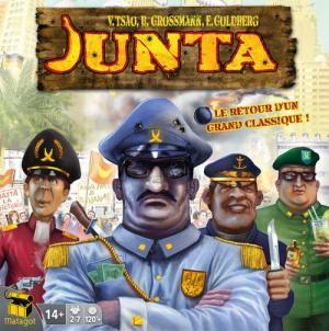 Affiche Junta