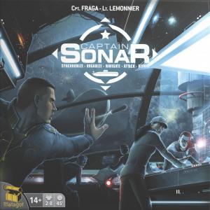 Affiche Captain Sonar