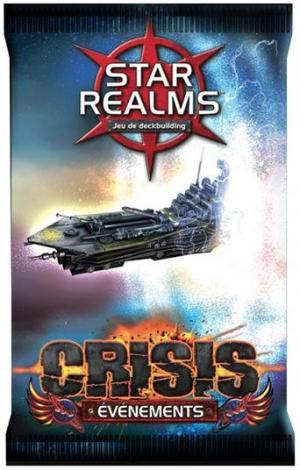 Affiche Star Realms: Booster Evènements