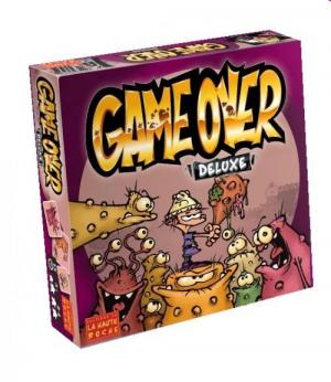Affiche Game Over Deluxe
