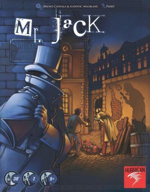 affiche Mr Jack