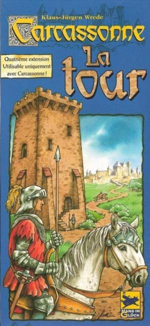 Affiche Carcassonne : La Tour