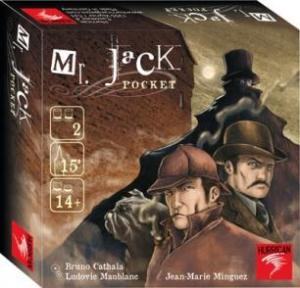 affiche Mr Jack Pocket