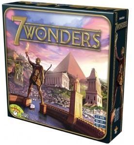 Affiche 7 Wonders