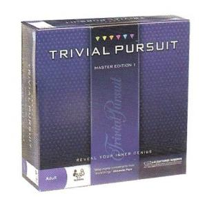 Affiche Trivial Pursuit Master