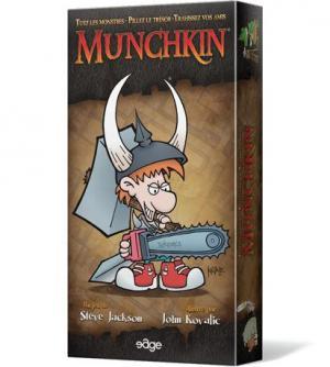 Affiche Munchkin