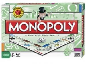 Affiche Monopoly