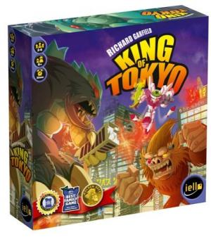 Affiche King of Tokyo
