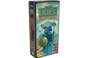 affiche 7 Wonders: Le Duel Panthéon
