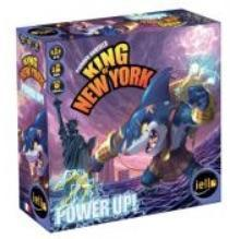 Affiche King of New York Power Up
