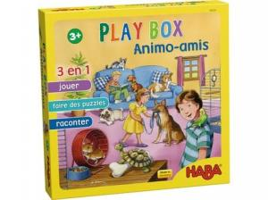 Affiche Play Box Animo-amis
