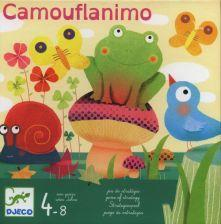Affiche Camouflanimo