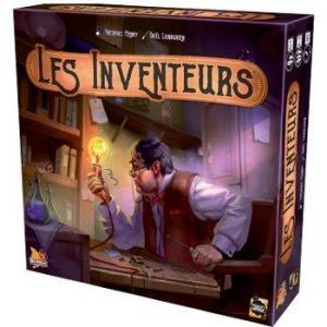Affiche Les Inventeurs