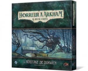 Affiche Horreur à Arkham : L'héritage de Dunwich