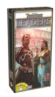 Affiche 7 Wonders Leaders